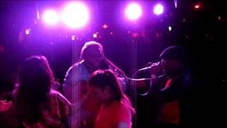 MC ZULU with Kush Arora @ Dub Mission - 17 Feb. 2013