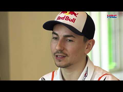 Jorge Lorenzo on joining the Repsol Honda Team