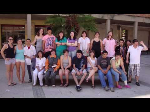 Veure vídeoSíndrome de Down: Lipdub de les professions