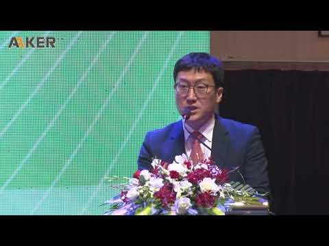 Lễ Khai mạc DIỄN ĐÀN CÔNG NGHỆ VÀ NĂNG LƯỢNG VIỆT NAM NĂM 2019 - Ông Sang – Hoon Lee