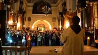 preview picture of video 'Franciszkańskie Dni Braterstwa Pińczów 2012'
