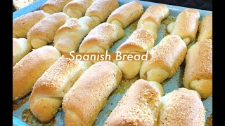 Spanish Bread - Bread Machine Recipe