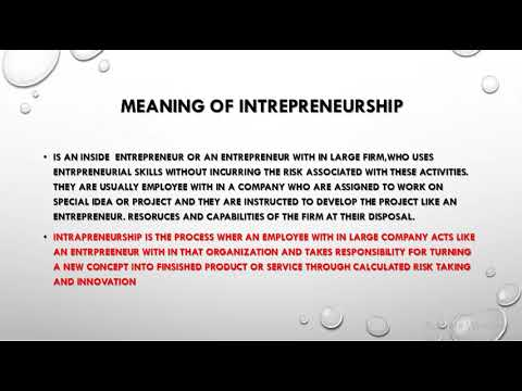 mp4 Entrepreneurship Dimensions, download Entrepreneurship Dimensions video klip Entrepreneurship Dimensions