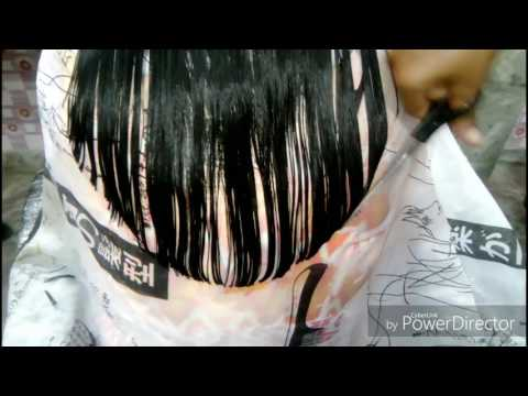 Easy ||  U cut with ||  front layer cut( Hindi)