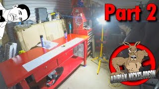 Ultimate Workbench build | Part 2