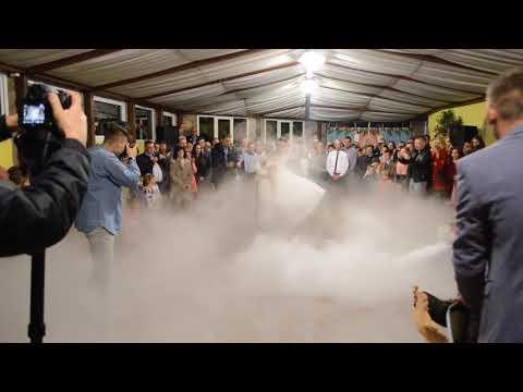 Оформлення весільного танцю спецефектами, відео 12