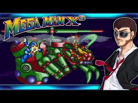 RIDING A GIANT BEE • Mega Man X3 • #01 • [Mega Man May]