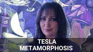 TESLA METAMORPHOSIS: Nikola Tesla Healing Waves with Anya Petrovic