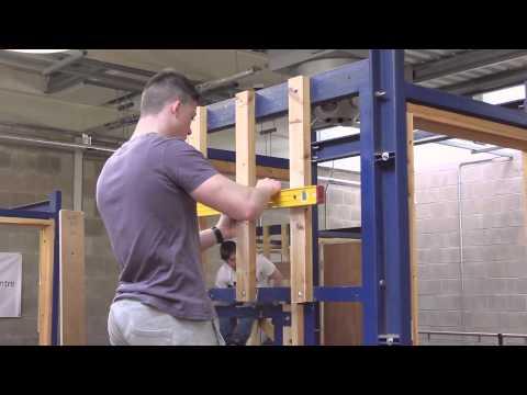 Carpentry Skills Test - YouTube