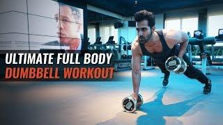 Ultimate Full Body Dumbbell Workout | AskMen India