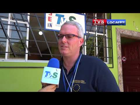 180310 TVS Sonsonateca: Observadores de la Unión Europea entregan el informe preliminar de la
