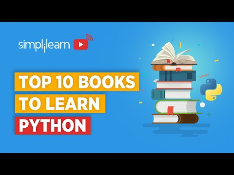 Top 10 Books To Learn Python For Beginners and Advanced | Best ...