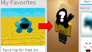 FAVORITE THIS ROBLOX GAME FOR A FREE DOMINUS!