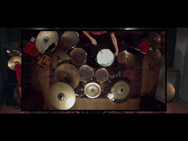 Latin Drum Solo by Armin Schöpfer