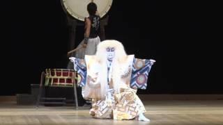 双獅子神舞