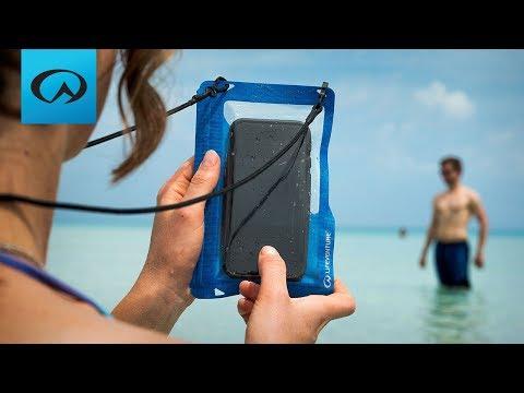 Lifeventure Hydroseal Waterproof Map Case Instruction Video