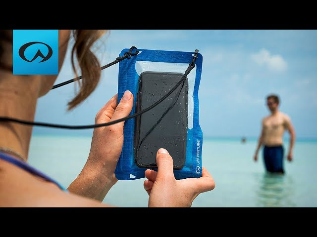 Видео Гермочехол Lifeventure Hydroseal Phone Case Plus