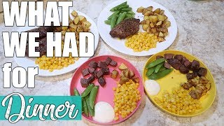 What's for Dinner? | Weekly Cook With Me | Dinner Ideas | July 2019