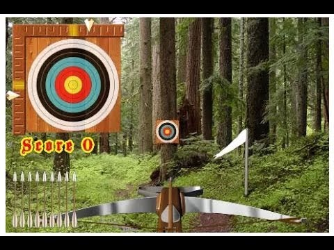 Video of Crossbow Shooting