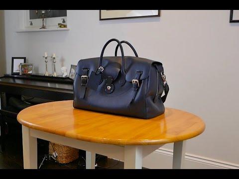 My bag collection | VLOG 078