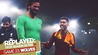 REPLAYED: Wolves 1-2 Liverpool | Firmino wins it late, as Brazilians star at Molineux