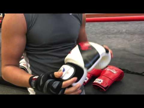 Как выбрать перчатки для Бокса и Муай Тай