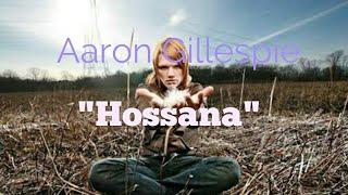 Aaron Gillespie - Hosanna [Lyric Video]