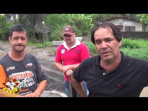 Vereador Chiquinho desafia Vereador Marciano a pegar no cabo da Enxada para arrumar as ruas de Juquitiba