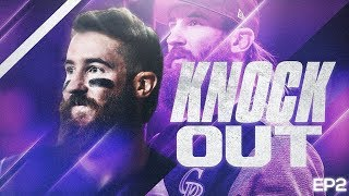 VS. MIKE TROUT BRYCE HARPER AARON JUDGE GOD SQUAD | MLB THE SHOW 18 KNOCKOUT #2