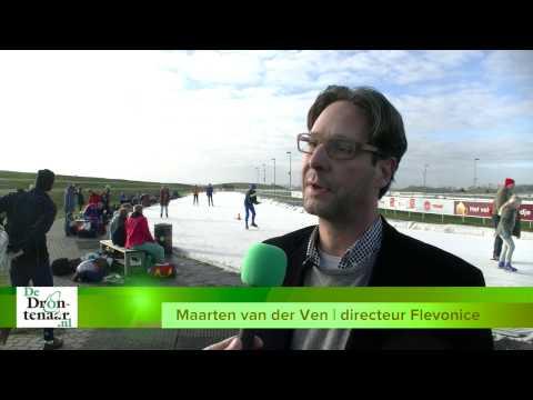 VIDEO | Flevonice is klaar om zonnepanelen te plaatsen en kijkt ook naar windenergie
