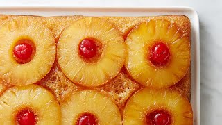 pillsbury pineapple upside down cake mix