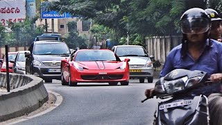 Supercars In India - October 2018 - 1 of 2 (Bangalore)