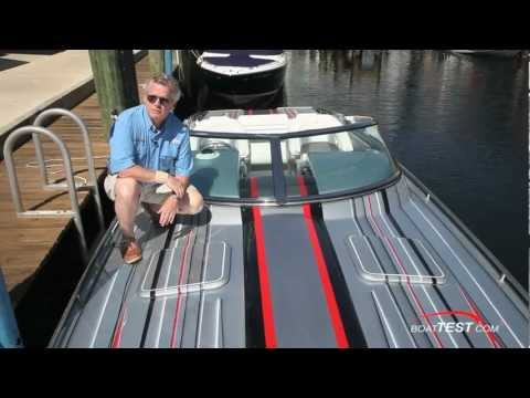 Formula 353 FasTech Features 2012- By BoatTest.com