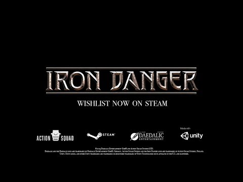 Iron Danger - Teaser de Iron Danger