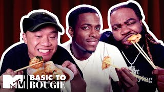 'This Dumpling Looks Like A Condom' feat. Renny! | Basic to Bougie Season 3 | MTV