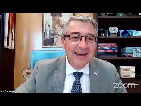 Pleno ordinario de la Diputación de enero de 2021
