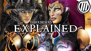 Darksiders 3 Explained: Full Story & Lore Breakdown - Before You Play DS3