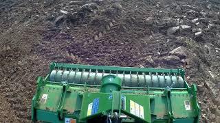 KUHN PHY2500MP パワーハロー プラウ砕土鎮圧トウモロコシ播種床