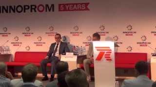 Сергей Чернышев: Impact investing — новая волна технологий (10.07.2014, Иннопром)