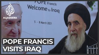 Pope Francis set for three-day visit to Iraq