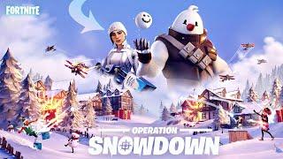 Fortnite We Unlocked The Free Frost Squad Skin! (Fortnite New Update)