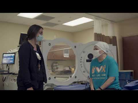 Lavonna's Story with Hyperbaric Oxygen Therapy