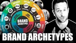 Brand Archetypes [The Brand Personality Framework]