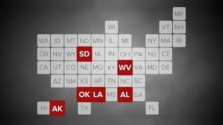 6 states hit hardest by Senate health bill premiums