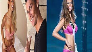 Cristiano Ronaldos New Girlfriend Miss Spain Desire Cordero