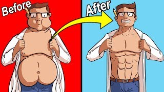 9 Steps to Lose Your Belly (BASED ON SCIENCE)