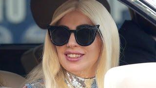 Lady Gaga At The 2016 Fashion Los Angeles Awards