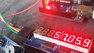 Arduino Countdown timer LCD - YouTube