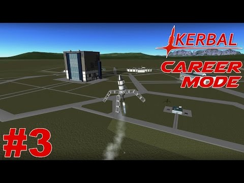 Any fast way to progress in career mode? :: Kerbal Space Program