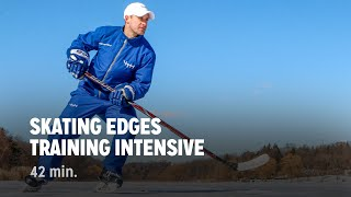 iTrain Hockey Skating Edges Training Intensive